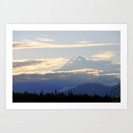 Denali (Mount McKinley) Art Print