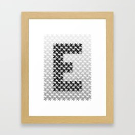Escher mood Framed Art Print