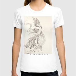 Fin and Feather Gown T-shirt