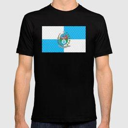 Bandeira Rio de Janeiro   Brasil T-shirt