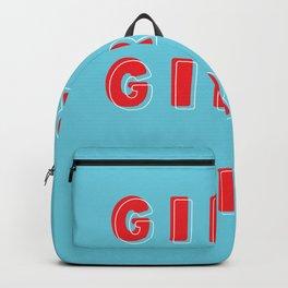 GIRL POWER // Girls Girls 2 Backpack