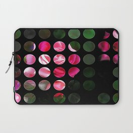 Pink Roses in Anzures 1 Art Circles 1 Laptop Sleeve
