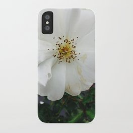 Nothing's perfect iPhone Case