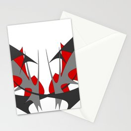 RORSCHACY Stationery Cards
