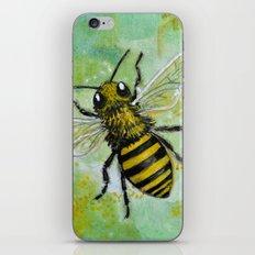 Bumble Bumble iPhone & iPod Skin
