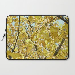 mellow yellow Laptop Sleeve