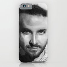 Bradley Cooper Traditional Portrait Print iPhone 6s Slim Case