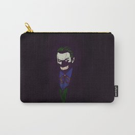 The Joker's Smile Carry-All Pouch