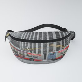 Buses Fanny Pack