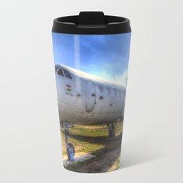 Jak-40 Aircraft Travel Mug