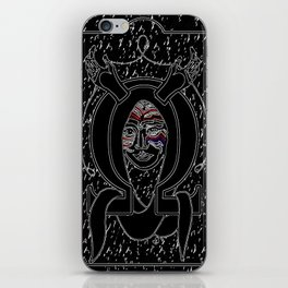 Nocturnal Light iPhone Skin