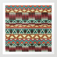 native Art Prints featuring Native. by Digi Treats 2