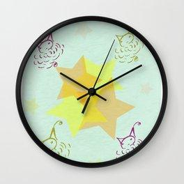 Astrology!? Wall Clock