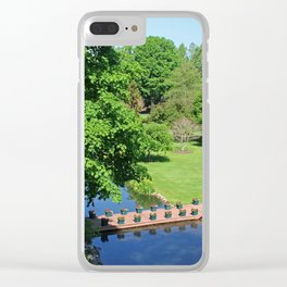 More than Friendship Clear iPhone Case