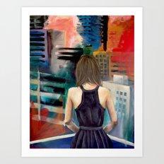 One Day Art Print