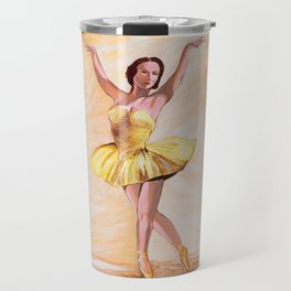 Ballerina star Travel Mug