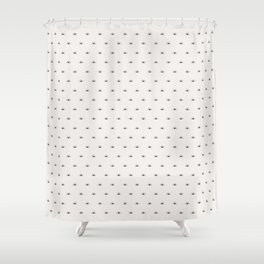 Modern Sunrise Shower Curtain