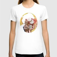 meat T-shirts featuring Meat Audrey by Marko Köppe