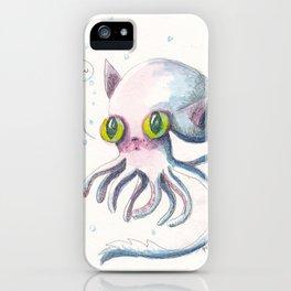 Squid Boo iPhone Case
