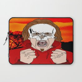 Get Spooked Laptop Sleeve