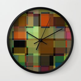 yours.truly Wall Clock