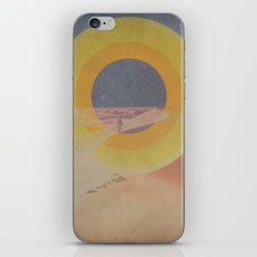 Walk With Me iPhone Skin