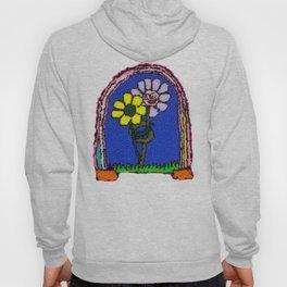 Flowers in Love Hoody
