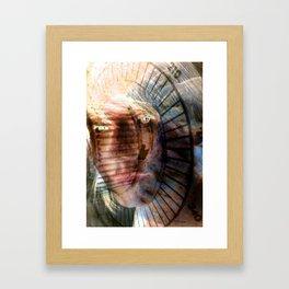 the Light Within - Stephanie Framed Art Print