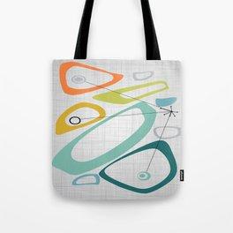 Mid Century Modern Art 01 Tote Bag