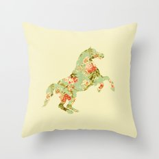 Wild Wonder Throw Pillow