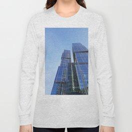 city of capitals Long Sleeve T-shirt