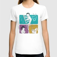 moriarty T-shirts featuring Catch Moriarty! by sadyna