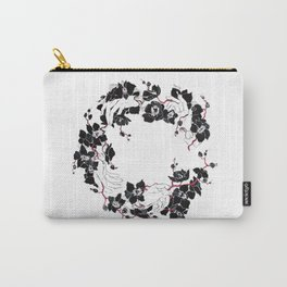 black orchid Carry-All Pouch