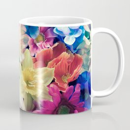 Wednesday Flowers Coffee Mug