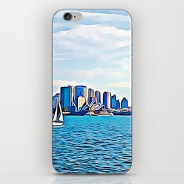 Sydney iPhone Skin