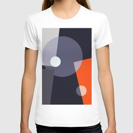 Geometric Abstract Art #2 T-shirt