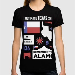 The Ultimate Texas Shirt T-shirt