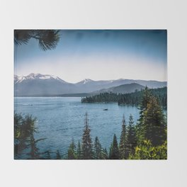 A Beautiful Background Throw Blanket