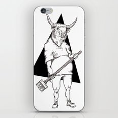 Bull iPhone & iPod Skin