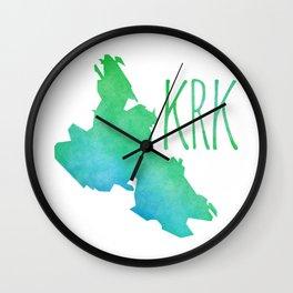 Krk Wall Clock