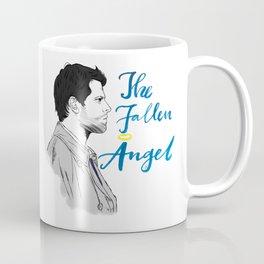 The Fallen Angel Coffee Mug