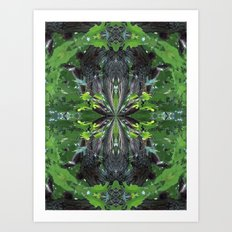 Nature's Twists # 17 Art Print