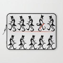 Walk this Way Laptop Sleeve