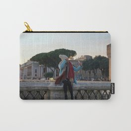 Selfie in Rome Carry-All Pouch
