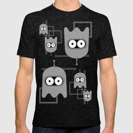 Bender as Pac-man T-shirt