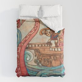 Simbad: Monsters of deep sea. Comforters