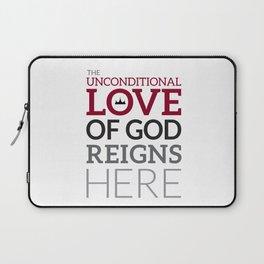God's Love Laptop Sleeve