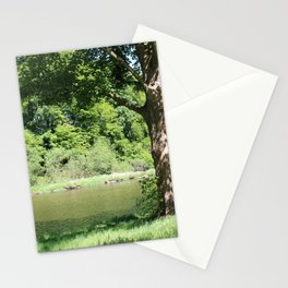 River Tweed Scotland Stationery Cards
