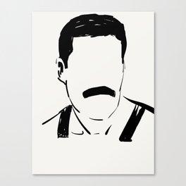 14- FreddieMercury Canvas Print
