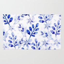 Watercolor Floral VVII Rug